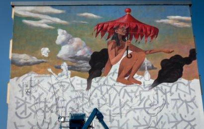 mural – aec / interesni kazki – köln