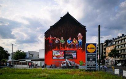charles bhebe mural für 40grad urbanart festival
