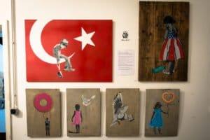 sei leise - strassengold exhibition - köln