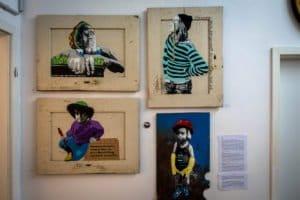 tuk - strassengold exhibition - köln