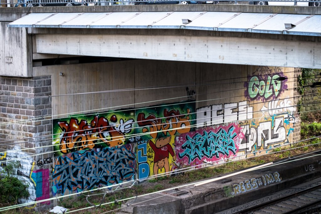 graffiti – wuppertal