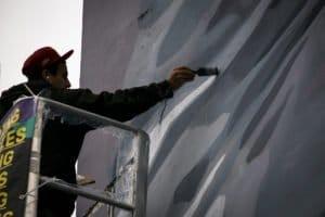 mural, cityleaks 2017 – el marian – köln
