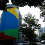 mural, cityleaks 2017 – elian chali – köln