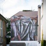 mural, cityleaks 2017 – hyuro – köln