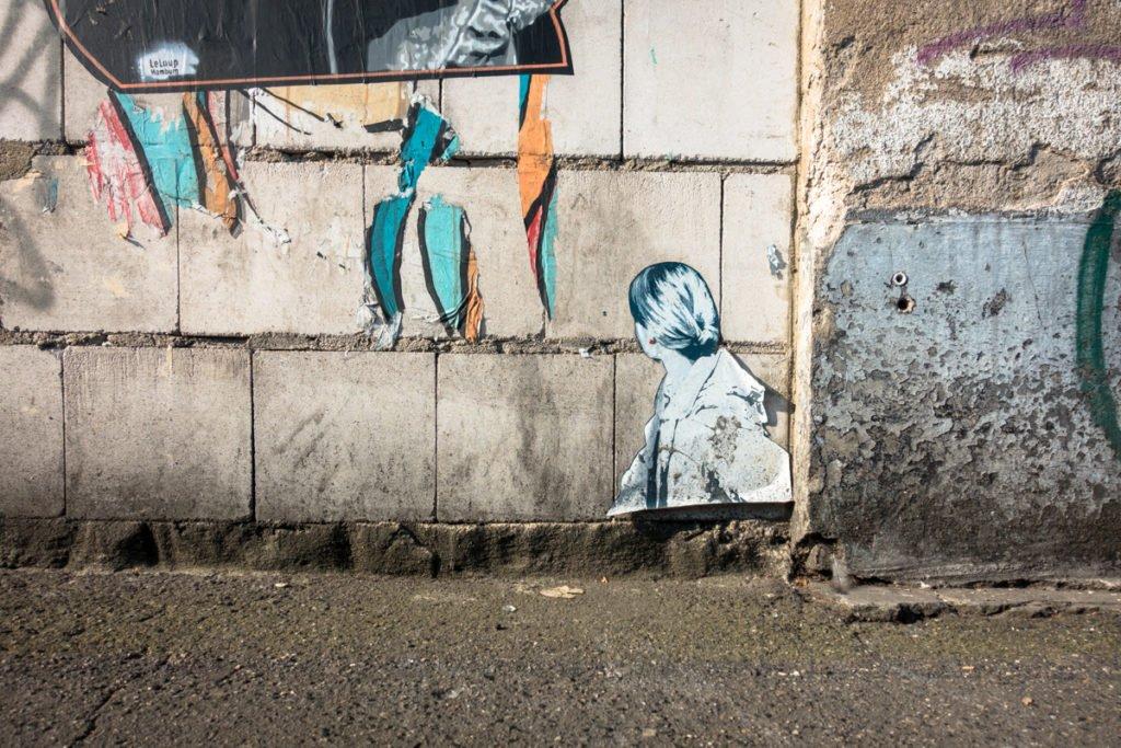paste up - mariestyle - heliosstrasse, köln