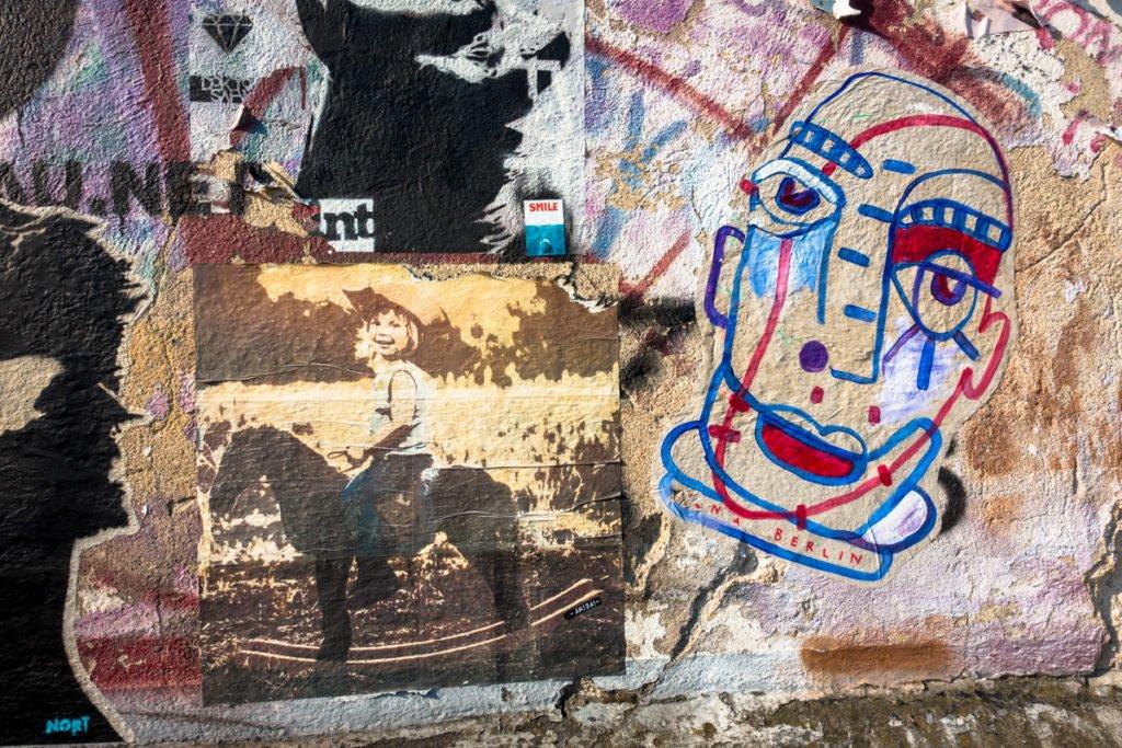 paste up - ah!ja!, bona - heliosstrasse, köln