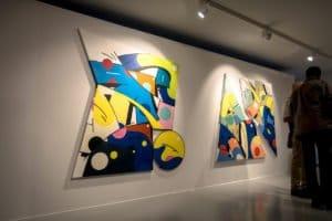 """""""schöpferische zerstörung"""" – MOSES & TAPS™ - galerie drost"""