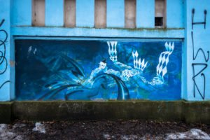 graffiti – loomit –  münchen