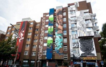 urban art – bülowstrasse, berlin / sept 2017