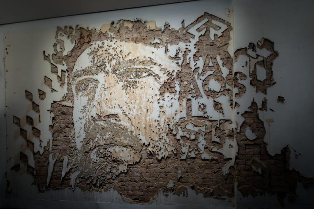 opening urban nation museum - vhils