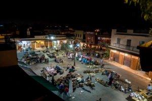 place des epices, marrakesh