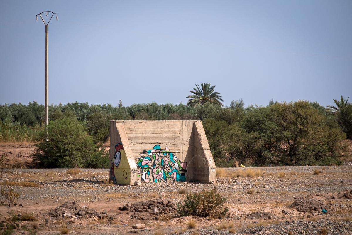 Marrakesh street art diary 2017 urbanpresents for Jardin 4 epices