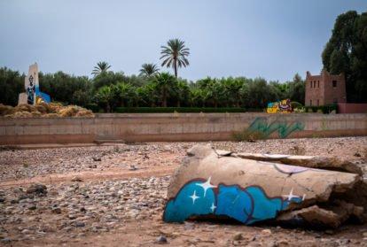 marrakesch streetart – tagesbuch 2017