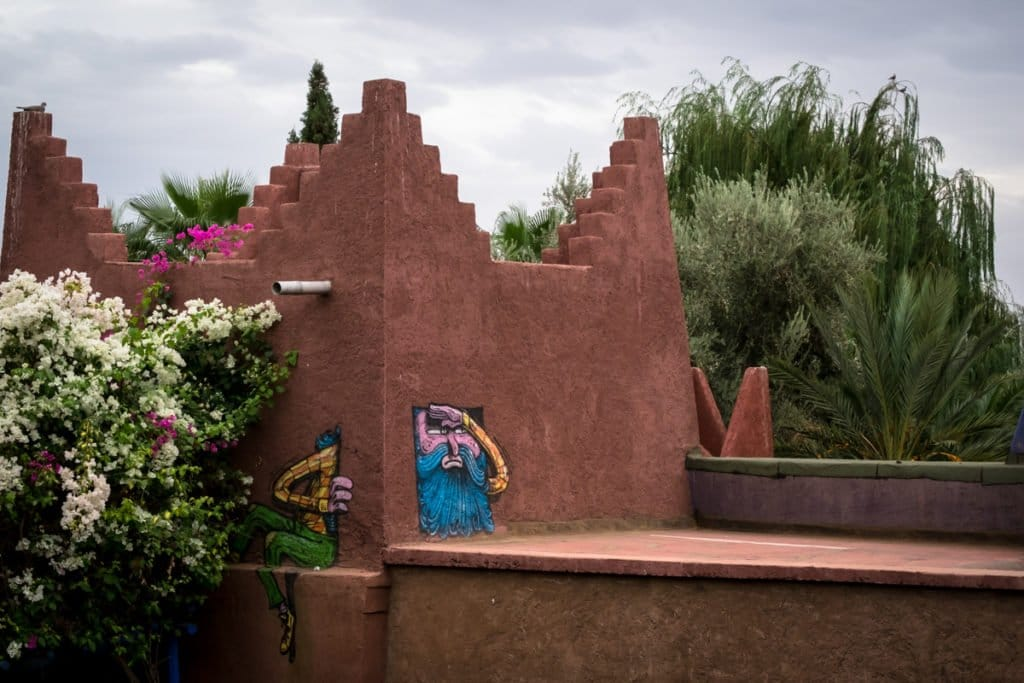 jo ber – jardin rouge residenz building