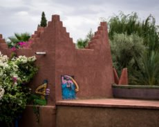 jardin rouge buildings, october 2017 – marrakesh