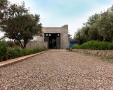 studios in the jardin rouge, october 2017 – marrakesh