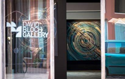 ausstellung vincent abadie hafez – david bloch gallery, marrakesch