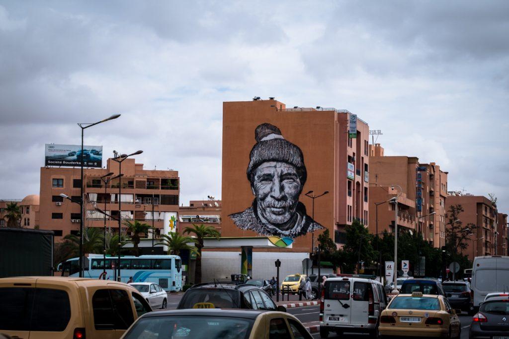 mural – hendrik beikirch – marrakesh