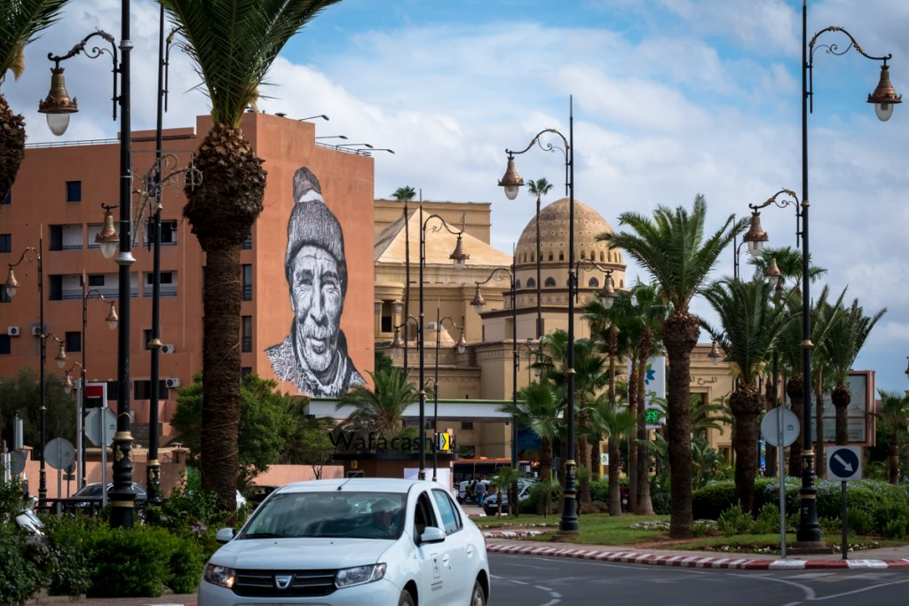 mural – hendrik beikirch – marrakesh