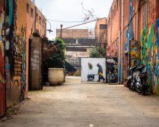 local street art – fer attitude, marrakesch