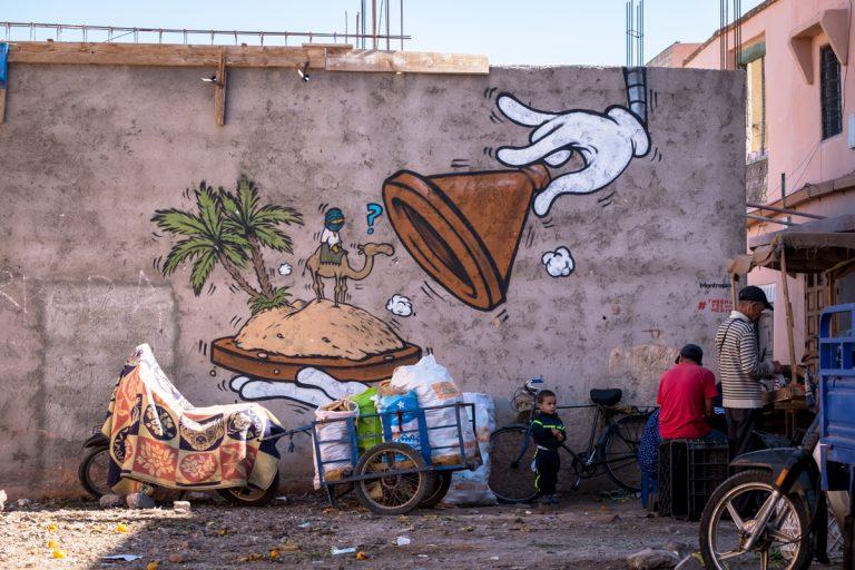 jace – tmecha fel m'dina –  marrakesh