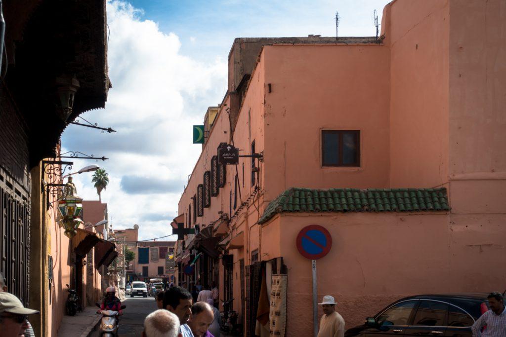 rip mural – run – mb6streetart, marrakesh