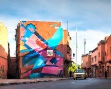 mb6streetart murals, marrakesch oktober 2017
