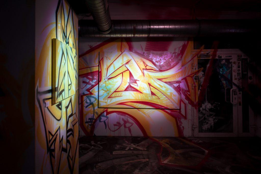 graffiti – darco fbi – ozm, hamburg