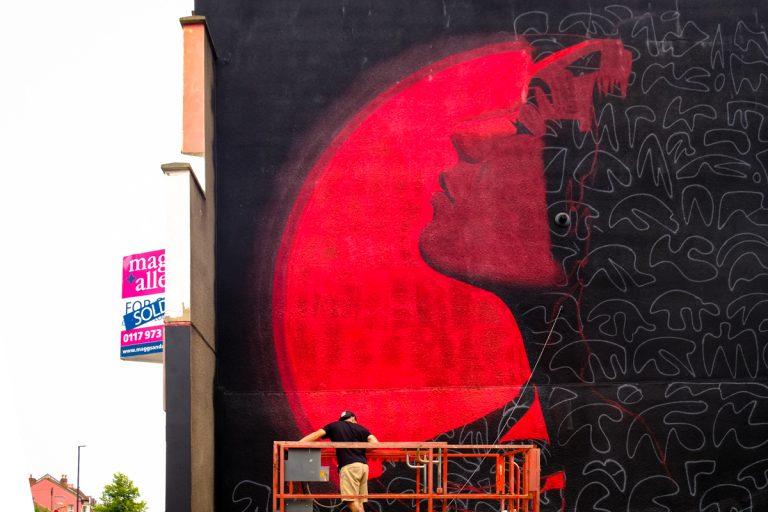 Murals Upfest Bristol