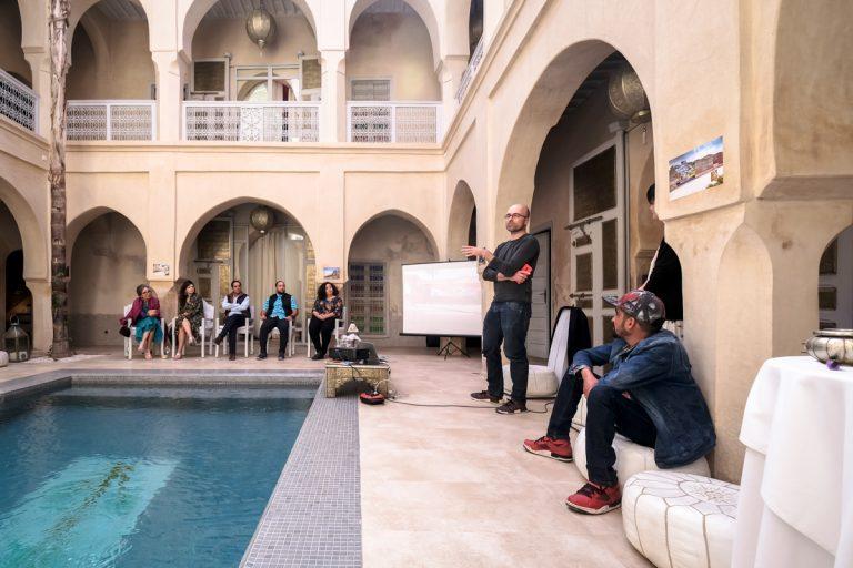 Chamber of Beautiful Business, Marrakech