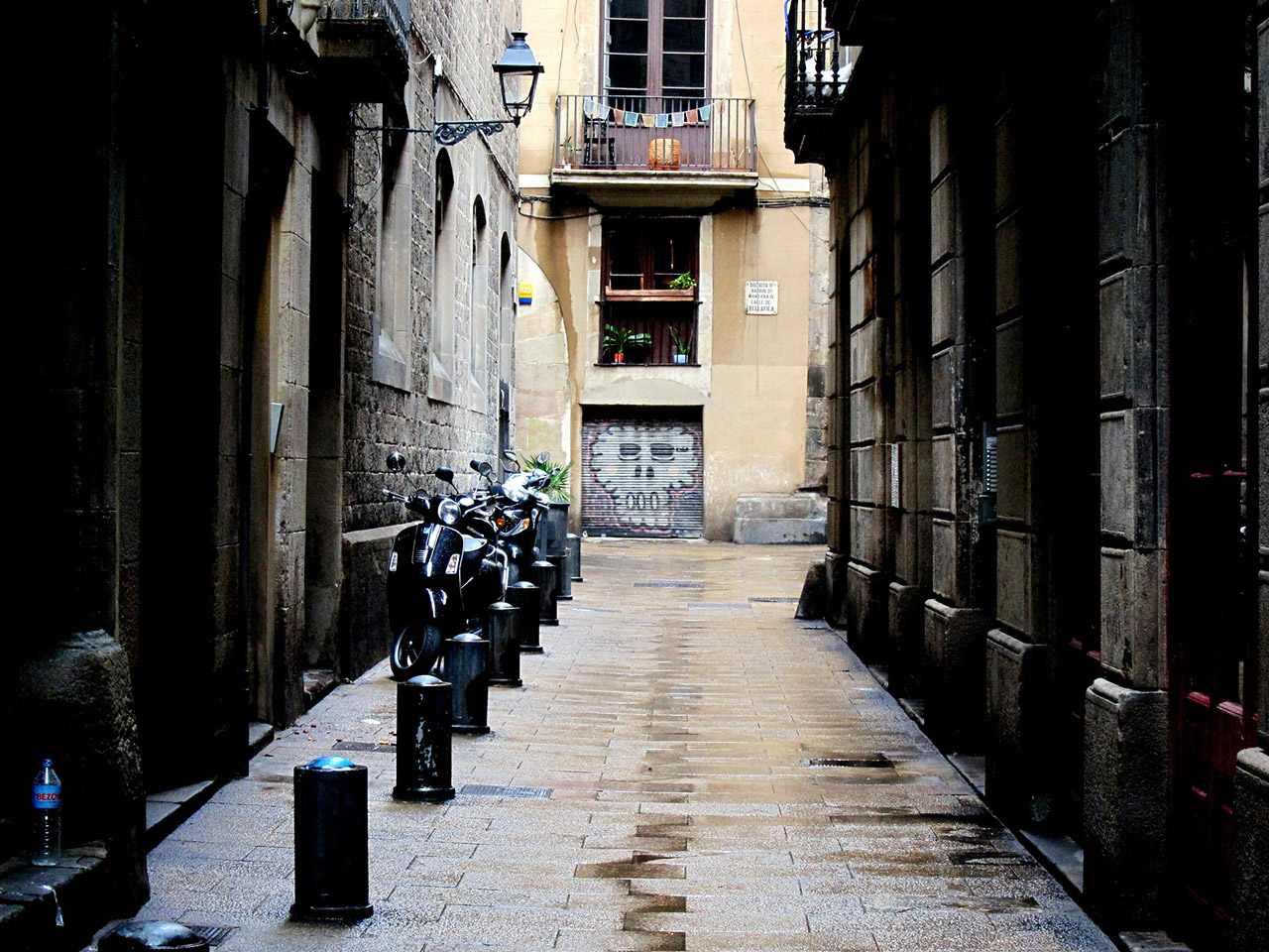 streetart barcelona 2012