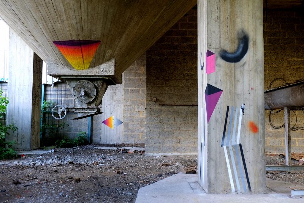 streetart und urbex in gent
