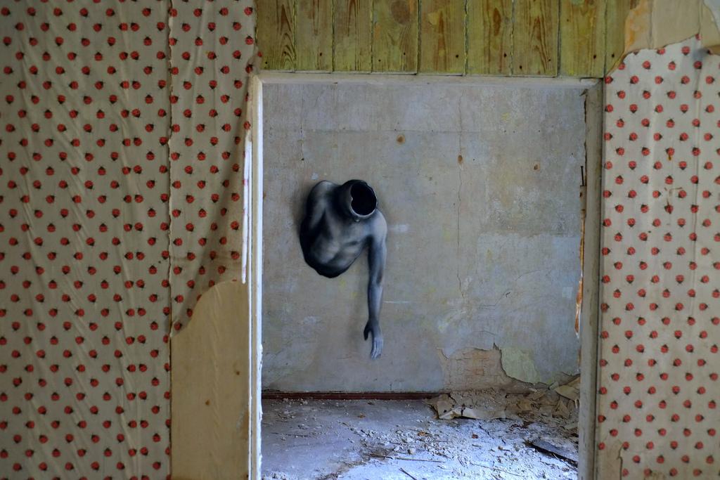 kim köster – urbex graffiti