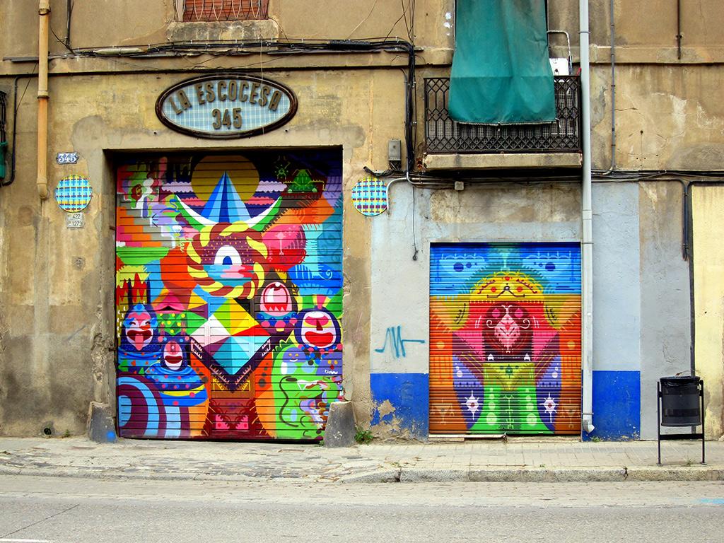 la escocesa – barcelona 2013