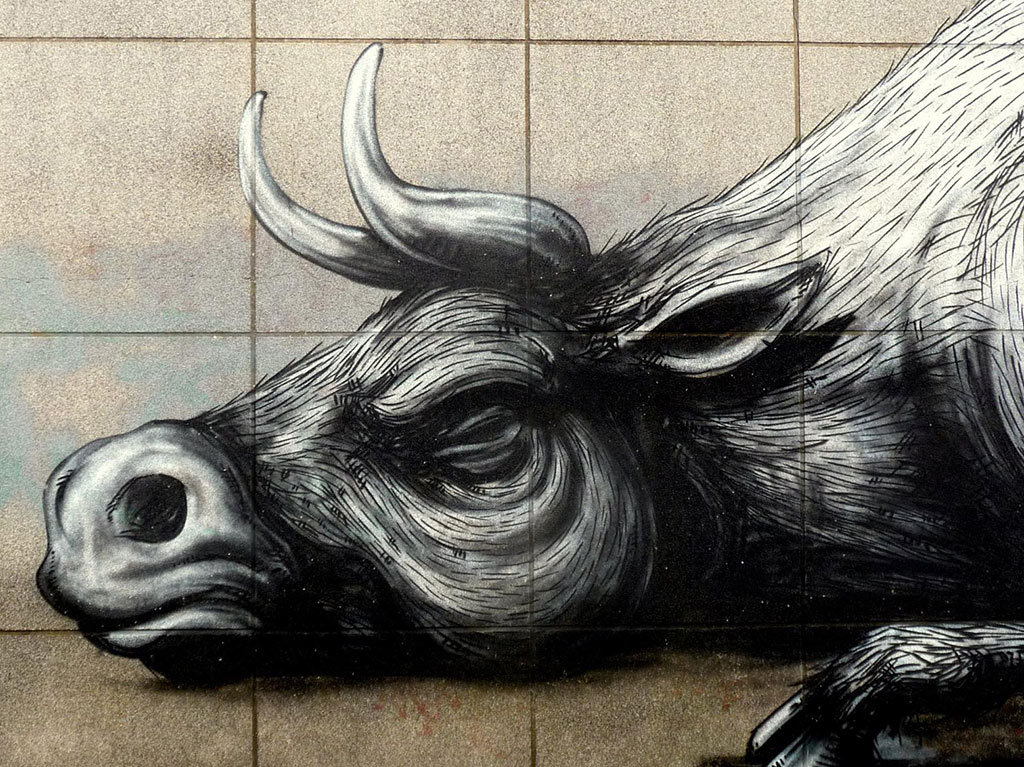 roa – graffiti künstler aus belgien