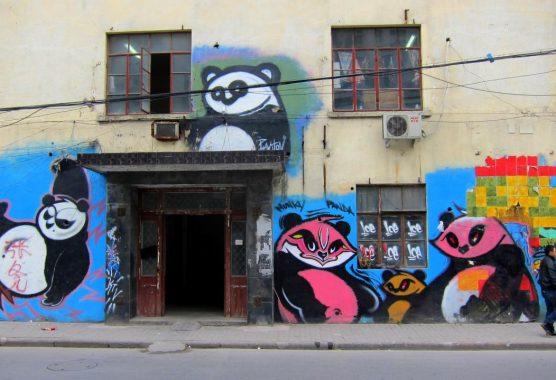 streetart shanghai 2012