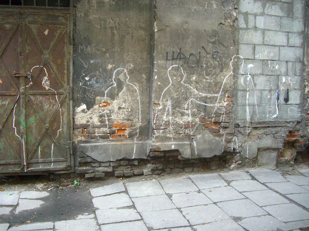 retrospektive #004: streetart in krakow 2007